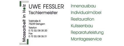 Uwe Fessler Tischlermeister