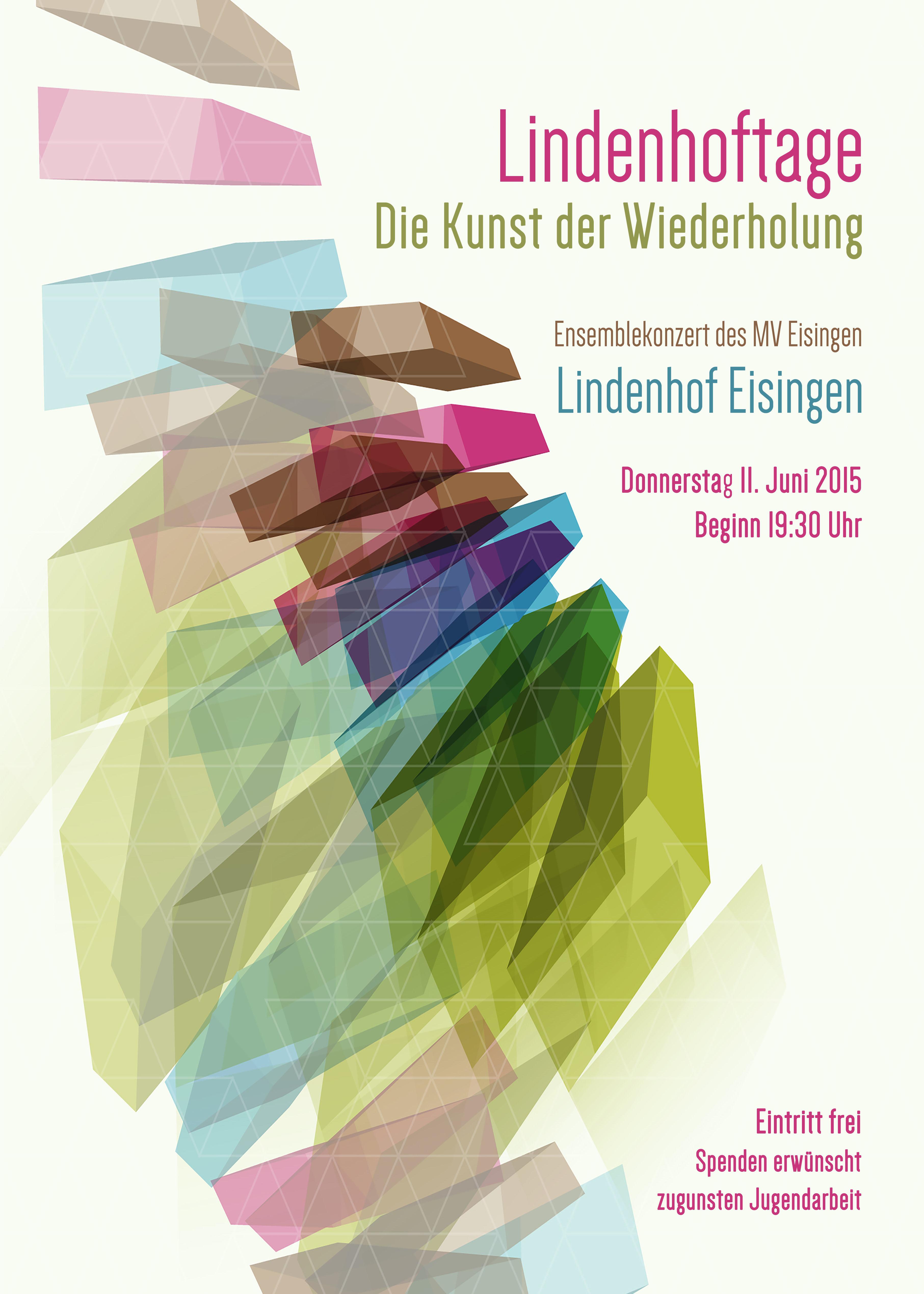 Lindehoftage 2015 die Kunst der Wiederholung